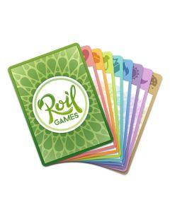 """""""Essential Match Up: Single Oils"""" Card Game (41 Count)"""