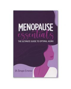 Menopause Essentials: The Ultimate Guide to Optimal Aging, by Tamyra Comeaux