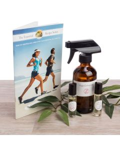Essential Fitness: Recipe Booklet with Labels