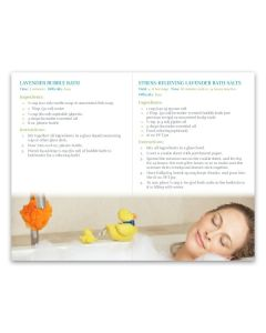 Essential Emotions: Recipe Booklet with Labels