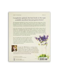 The Complete Book of Essential Oils and Aromatherapy, by Valerie Ann Worwood, PhD