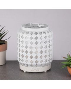 Ultrasonic Diffuser: Luster Rechargeable