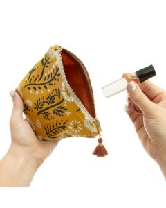 Small Roll-on Pouch: 10 ml (Holds 6 Vials)
