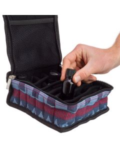 Canvas Carrying Case: 15 ml (Holds 30 Vials)