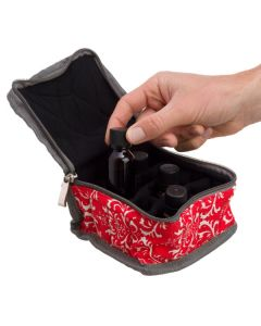 Canvas Carrying Case: 15 ml (Holds 16 Vials)