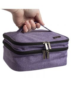 Carrying Case: 15 ml (Holds 30 Vials)