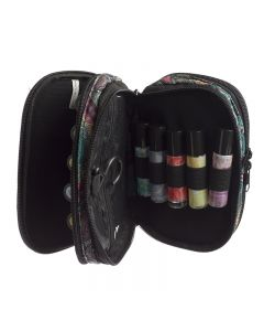 Travel Case: 15 ml and Roll-on Vial  (Holds 17 Vials)