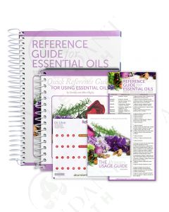 Reference Guide for Essential Oils Set