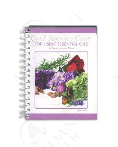 Quick Reference Guide for Using Essential Oils, by Connie and Alan Higley, 2018 (Softcover, Coil Bound)