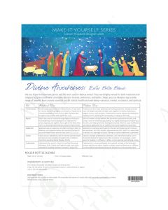 """Make-It-Yourself Series: """"Divine Awareness"""" Recipes and Label Set"""