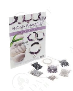 Amethyst Aroma Bracelet: Make & Take Workshop Kit