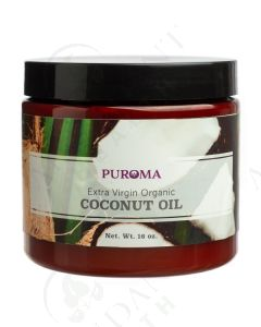 Organic Virgin Coconut Oil, 16 oz.