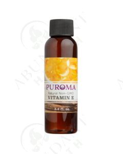 Natural, Non-GMO Vitamin E Oil (2 oz.)