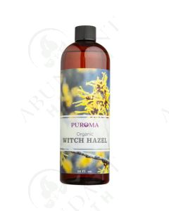 Organic Witch Hazel, 16 oz.