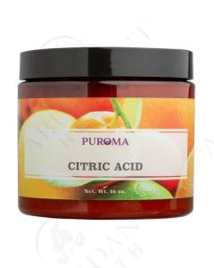 Citric Acid Powder, 16 oz.