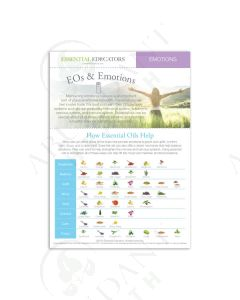 "Essential Educators: ""Emotions"" Mini Tear Pad (50 Count)"