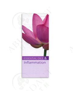 """""""Essential Oils and Inflammation"""" Brochure (20 Count)"""