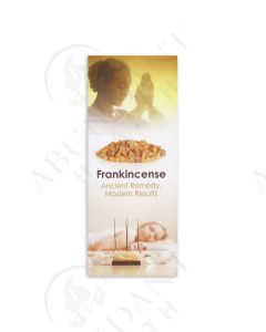 """Frankincense: Ancient Remedy, Modern Results"" Brochure (20 Count)"