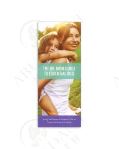 """The Dr. Mom Guide to Essential Oils"" Brouchure (20 Count)"