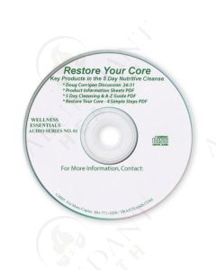 Wellness Essential CD 1: Restore Your Core, 2000