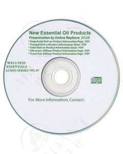 Wellness Essential CD 7: New Essential Oil Products, 2008
