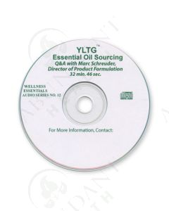 Wellness Essential CD 12: Essential Oil Sourcing, 2009