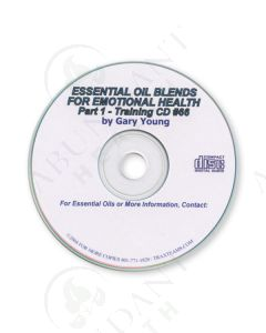 Training CD 66: Essential Oil Blends for Emotional Health—Part 1, 2004
