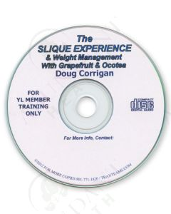 CD: The Slique Experience & Weight Management with Grapefruit and Ocotea, by Doug Corrigan