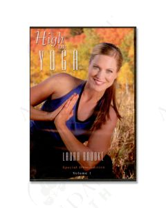 DVD: High on Yoga, by Laura Holbrook