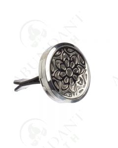 Stainless Steel Car Diffuser: Sunflower