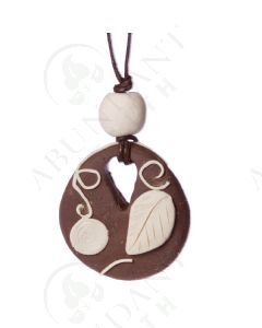 Earthly Elegance Clay Diffusing Pendant