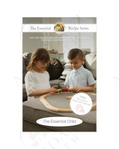 The Essential Child: Recipe Booklet with Labels