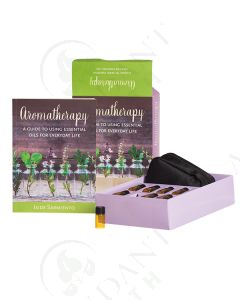 Aromatherapy Kit: A Guide to Using Essential Oils for Everyday Life, by Iside Sarmiento