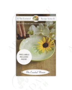 The Essential Woman: Recipe Booklet with Labels