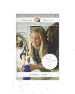 The Essential Family: Recipe Booklet with Labels