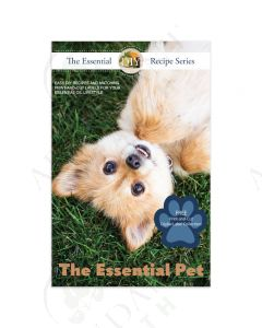 The Essential Pet: Recipe Booklet with Digital Label Collection
