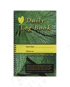 "Share Because You Care Series' ""Daily Log Book,""  by Star Moree and Kari McDermott"