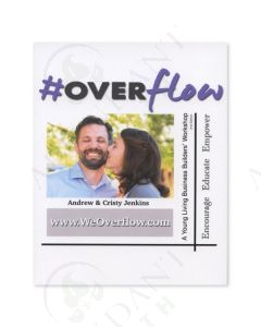 #OverFlow, by Andrew and Cristy Jenkins, 2nd Edition