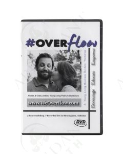 DVD: #OverFlow Training, by Andrew and Cristy Jenkins, 2nd Edition