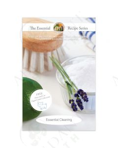 Essential Cleaning: Recipe Booklet with Labels