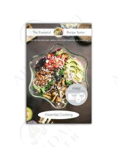 Essential Cooking: Recipe Booklet with Labels