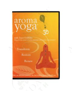 DVD: Aroma Yoga with Tracy Griffiths