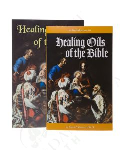"""""""An Introduction to Healing Oils of the Bible"""" by David Stewart, Ph.D., D.N.M."""