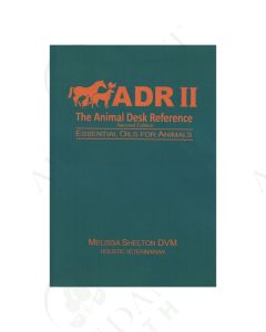 The Animal Desk Reference, by Melissa Shelton, DVM, 2nd Edition