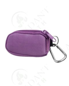 Aroma Ready Key Chain Case: For 8 Sample Vials (1/4 or 5/8 dram)