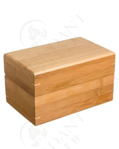 Mini Bamboo Essential Oil Box (Holds 15 Vials)