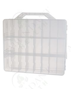 Plastic Storage Case: 15 ml (Holds 48 Vials)