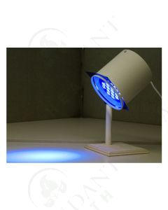 LED Color Lamp: 12 Bulbs, 7 Color Filters