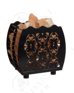 Himalayan Salt Lamp Basket: Flanigan
