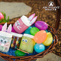 Easter Salve Jars